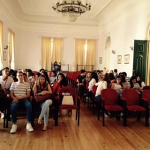 Salão Nobre da Câmara Municipal