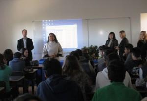 apresentação da sessão