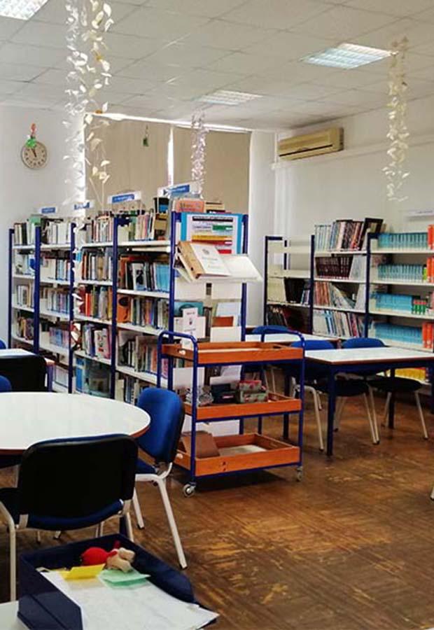 biblioteca santo antónio faro